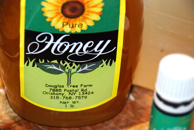 Add in local honey