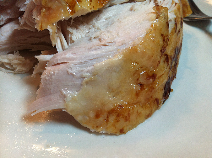 From frozen to oven: deliciously easy turkey